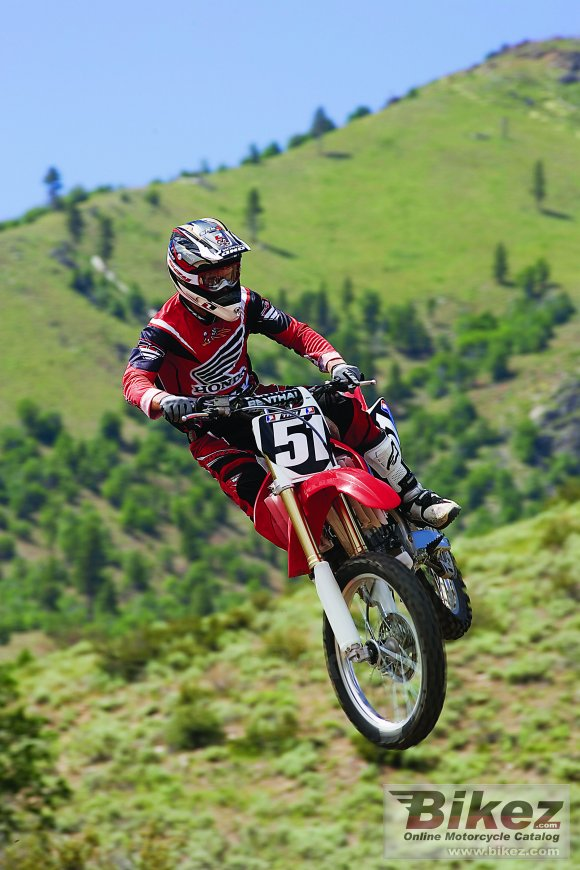 2006 Honda CRF 250 R photo