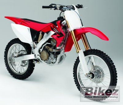2006 Honda CR 125 R photo