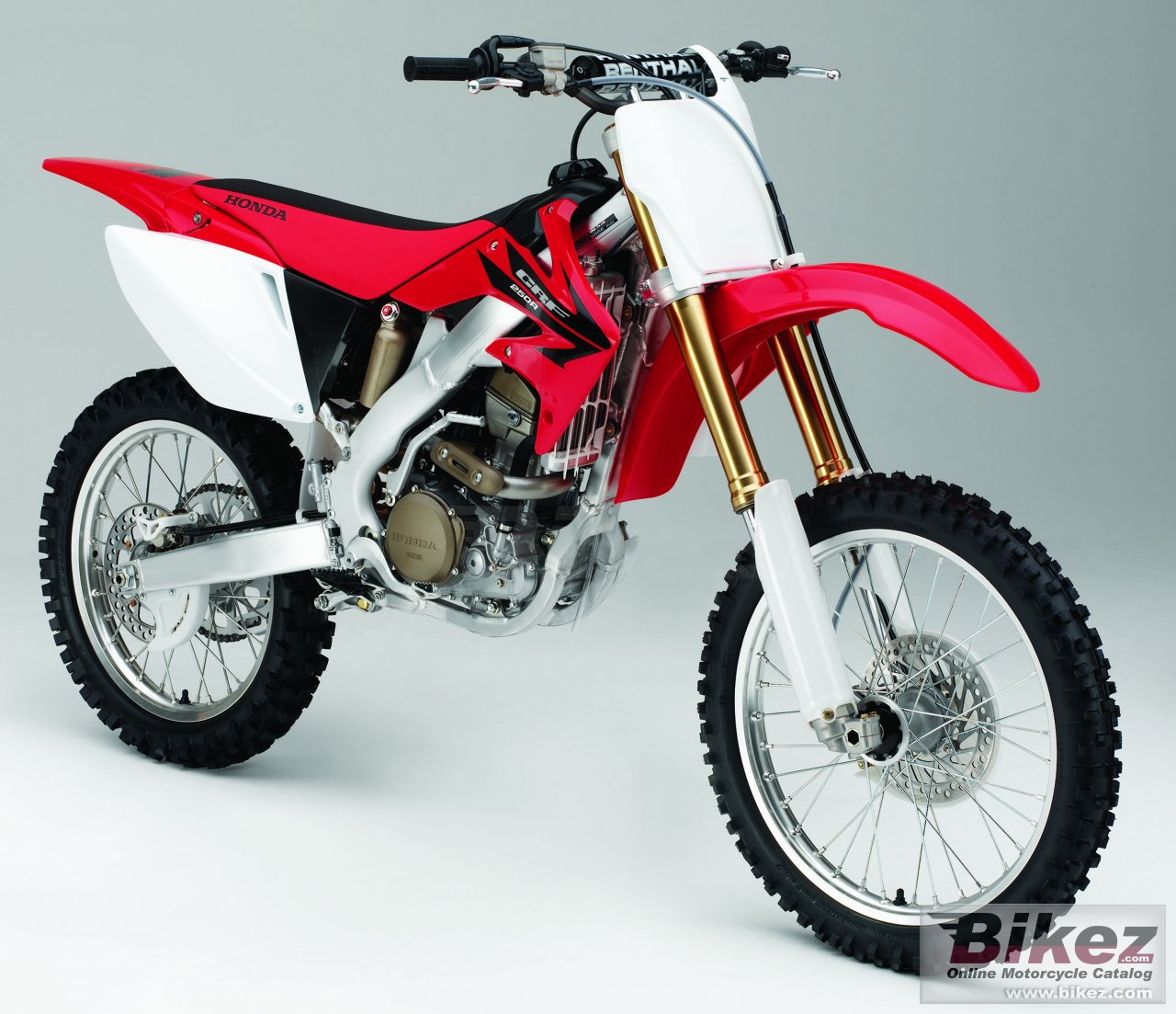 Big Honda cr 125 r picture and wallpaper from Bikez.com