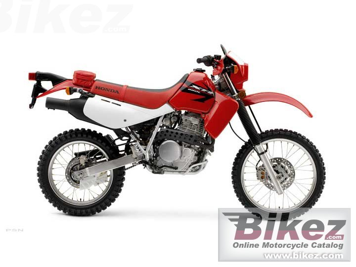 nymous user. xr 650 l