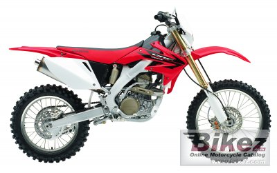 2006 Honda CRF 250 X photo