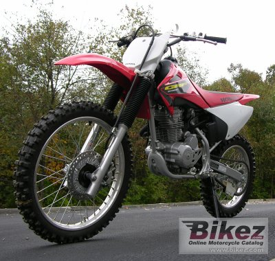 2006 Honda CRF 230 F photo