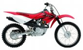2006 Honda CRF 100 F photo