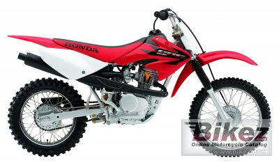 2006 Honda CRF 80 F photo
