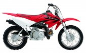 2006 Honda CRF 70 F photo