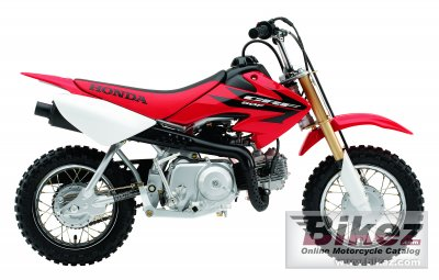 2006 Honda CRF 50 F photo