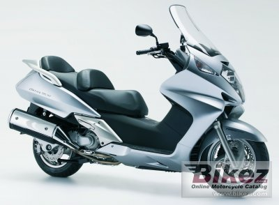 2006 Honda Silver Wing ABS photo