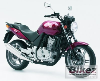 Honda CBF 500 - Motorcycle Specifications
