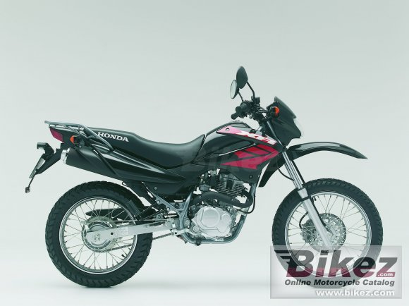2006 Honda XR 125 L photo