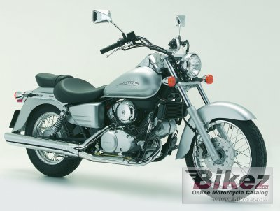 2006 Honda Shadow 125 photo