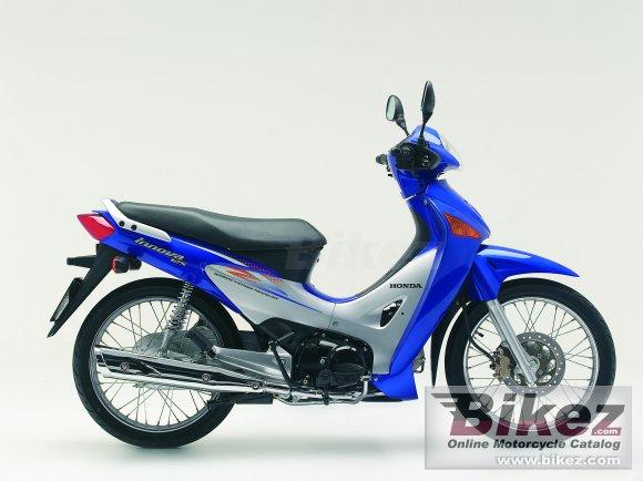 2006 Honda ANF 125 Innova