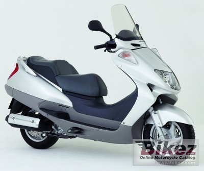 2006 Honda Foresight photo