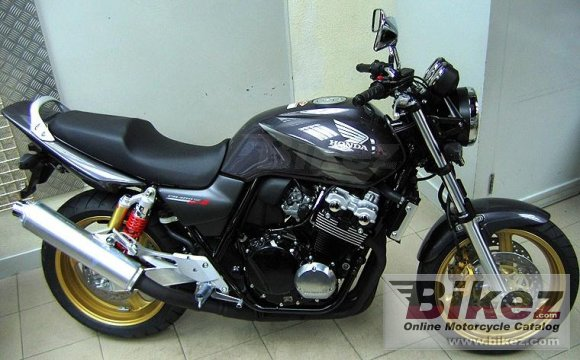 2006 Honda CB 400 Super Four