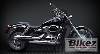 2006 Honda Shadow Slasher photo