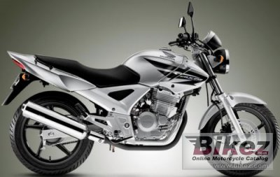 2006 Honda CBX 250 Twister photo