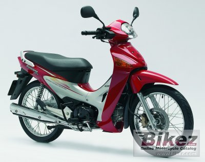 2006 honda anf 125 innova specifications and pictures. Black Bedroom Furniture Sets. Home Design Ideas