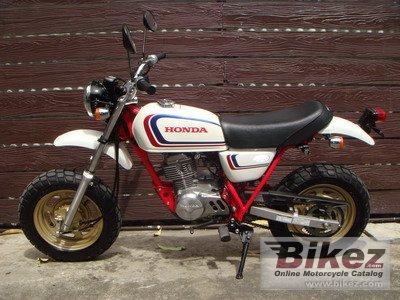 2006 Honda Ape 100