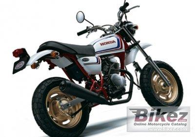 2006 Honda Ape 50