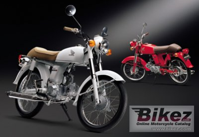2006 Honda Benly 50 S