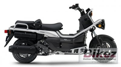 2006 Honda Big Ruckus specifications and pictures