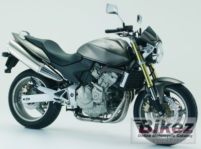 2006 Honda CB 600 F Hornet specifications and pictures