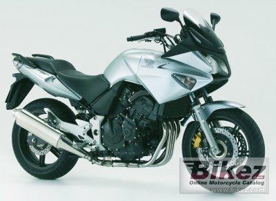 2006 Honda CBF 600 S