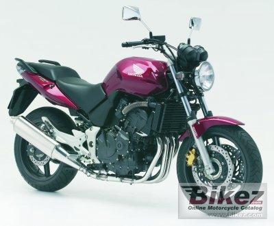 2006 Honda CBF 600