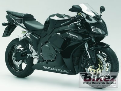 2006 Honda CBR 1000 RR Fireblade specifications and pictures