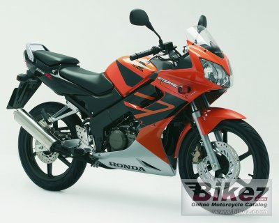 2006 honda cbr 125 r specifications and pictures. Black Bedroom Furniture Sets. Home Design Ideas