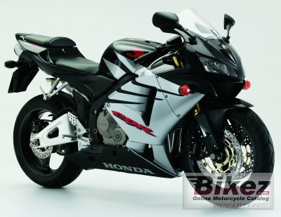 2006 Honda Cbr 600 Rr Specifications And Pictures