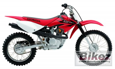 Peachy 2006 Honda Crf 100 F Specifications And Pictures Ibusinesslaw Wood Chair Design Ideas Ibusinesslaworg