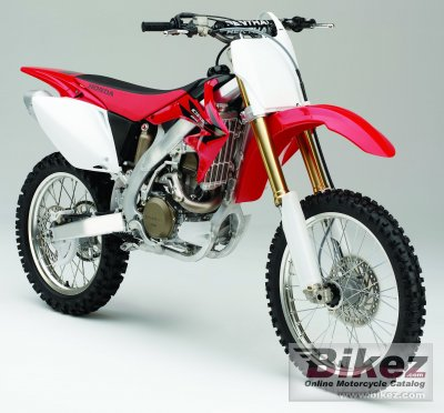 2006 honda crf 450 r specifications and pictures. Black Bedroom Furniture Sets. Home Design Ideas