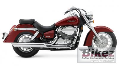 2006 Honda Shadow Aero Specifications And Pictures