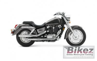 2006 Honda Shadow Sabre Specifications And Pictures