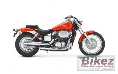 2006 Honda Shadow Spirit 750 Specifications And Pictures