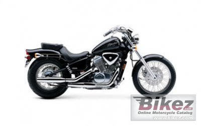 2006 Honda Shadow VLX specifications and pictures