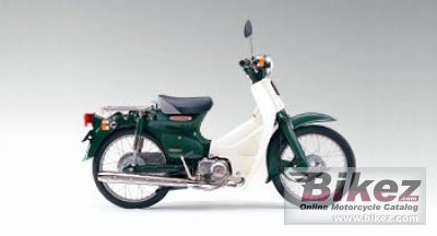 2006 honda super cub 50 specifications and pictures. Black Bedroom Furniture Sets. Home Design Ideas