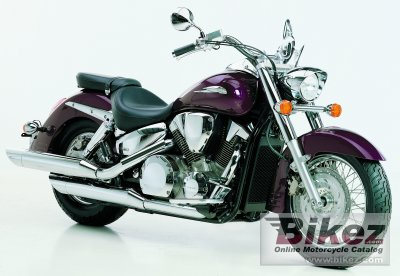 2006 Honda VTX 1300 S specifications and pictures