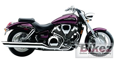 2006 Honda VTX 1300 specifications and pictures