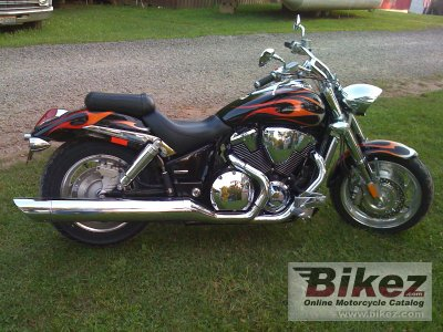 Honda vtx 1800 sport cruiser 2006 on vtx 1800 accessories
