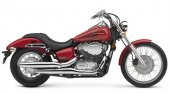 2007 Honda Shadow Spirit 750 (VT 750 C2)