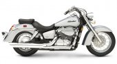 2007 Honda Shadow Aero