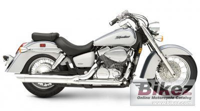 2007 Honda Shadow Aero photo
