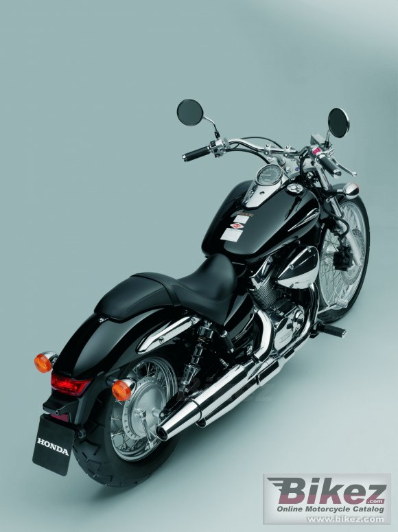 2007 Honda Shadow Spirit 750 DC (VT 750 DC)