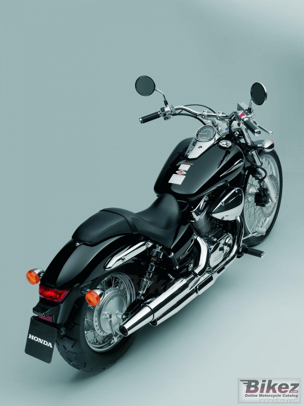 Honda Shadow Spirit 750 Dc Vt 750 Dc Picture