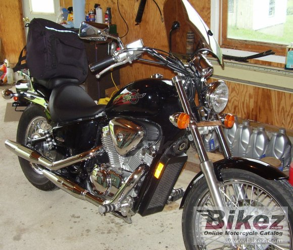 2007 Honda Shadow VLX