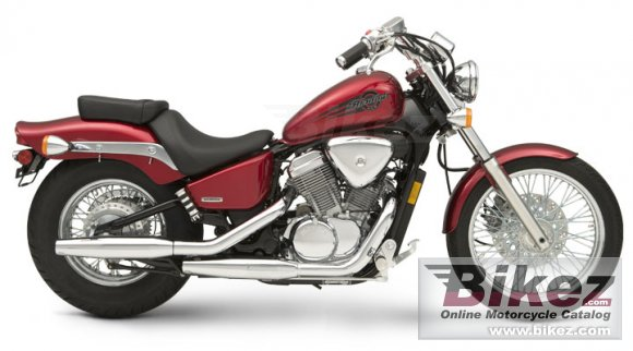 2007 Honda Shadow VLX Deluxe photo