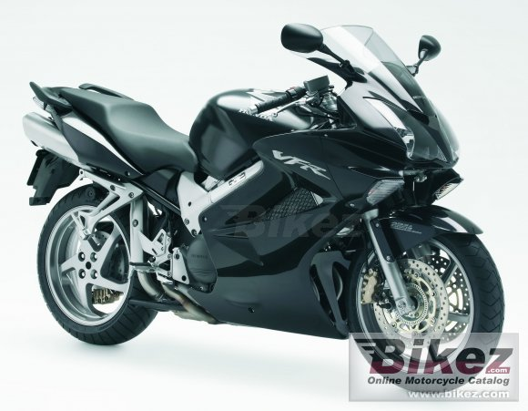 2007 Honda VFR 800 Interceptor ABS