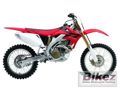 2007 Honda CRF 450 R photo