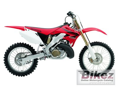 2007 Honda CR 250 R photo